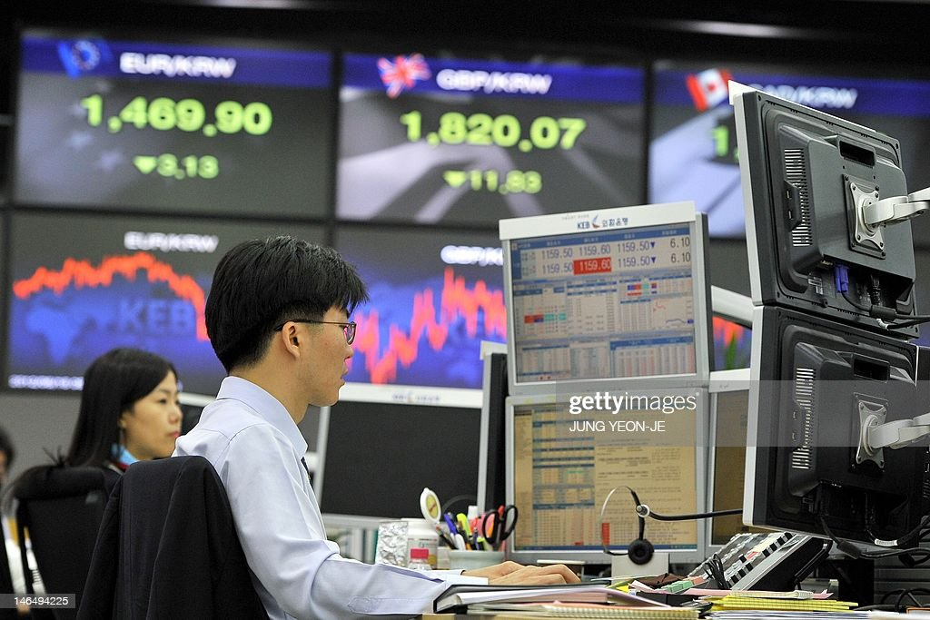 Currency exchange dealers