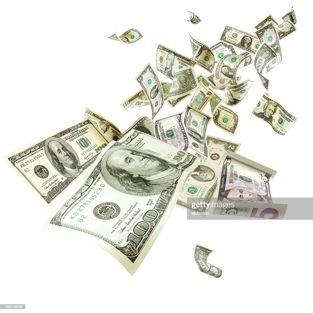 US Currency : Stock Photo
