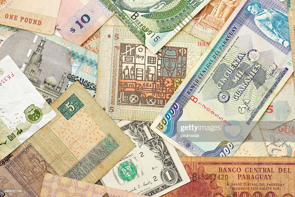 Currency : Stock Photo