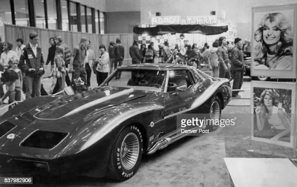 Currigan Hall Car Show Farrah Fawcett Majors Car Credit Denver - Classic car show denver