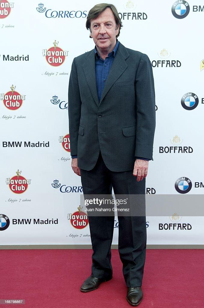 Curro Vazquez attends 'VIP Arte Taurino Tour' photocall at Espacio del Arte y La Cultura on May 15, 2013 in Madrid, Spain.