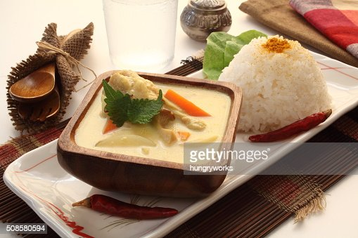 Curry : Foto stock
