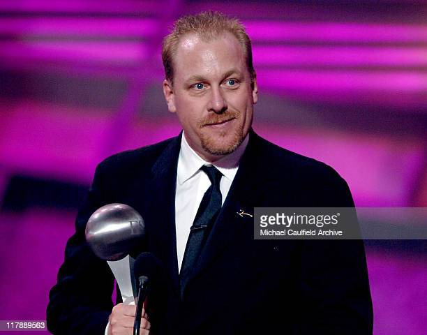 Curt Schilling during 2005 ESPY Awards Show at Kodak Theatre in Hollywood California United States