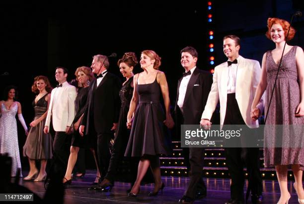Curtain Call featuringJenny Powers Colin Donnell Christine Baranski Victor Garber Donna Murphy Victoria Clark Michael McGrath Curtis Holbrook and...