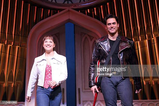 Curtain Call with Jennifer Gambatese and Cheyenne Jackson
