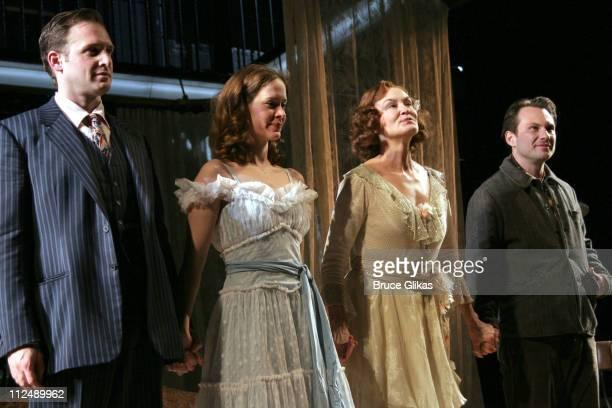 Curtain Call with Josh Lucas Sarah Paulson Jessica Lange and Christian Slater