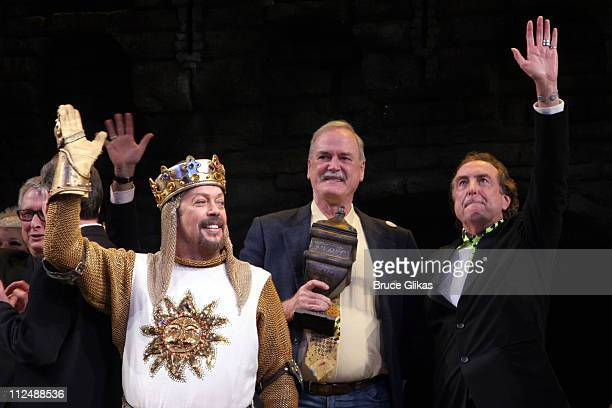 Curtain Call with Tim Curry John Cleese and Eric Idle