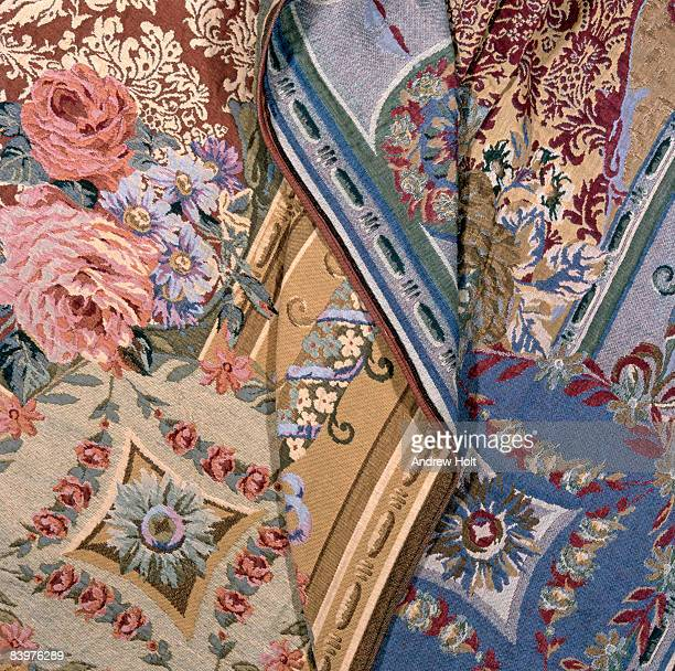 Curtain fabric tapestry cloth