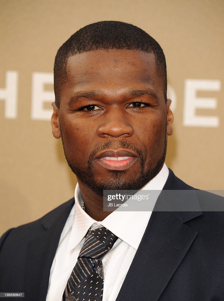 Curtis '<a gi-track='captionPersonalityLinkClicked' href=/galleries/search?phrase=50+Cent+-+Rapper&family=editorial&specificpeople=215363 ng-click='$event.stopPropagation()'>50 Cent</a>' Jackson arrives at the 2011 CNN Heroes: An All-Star Tribute held at The Shrine Auditorium on December 11, 2011 in Los Angeles, California.