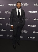 Curtis '50 Cent' Jackson attends 'Power' Season Two Series Premiere at Best Buy Theater on June 2 2015 in New York City