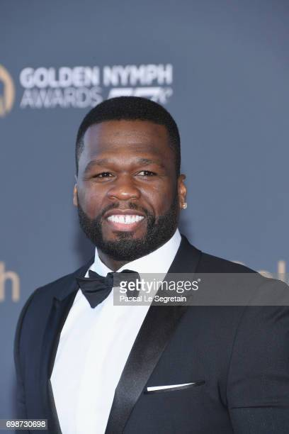 Curtis '50 Cent' Jackson attends the closing ceremony of the 57th Monte Carlo TV Festival on June 20 2017 in MonteCarlo Monaco