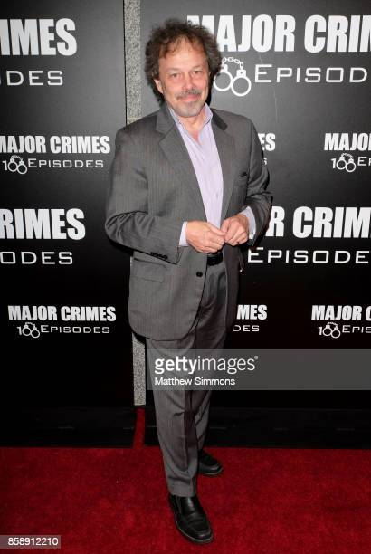 Curtis Armstrong at TNT's 'Major Crimes' 100th episode celebration at 71Above on October 7 2017 in Los Angeles California