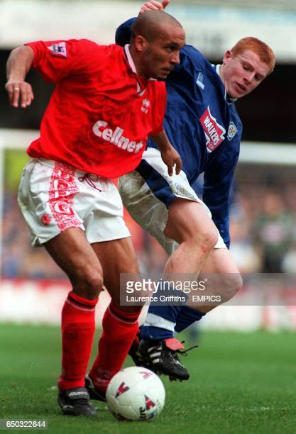 Curtis Fleming Middlesbrough and Neil Lennon Leicester City
