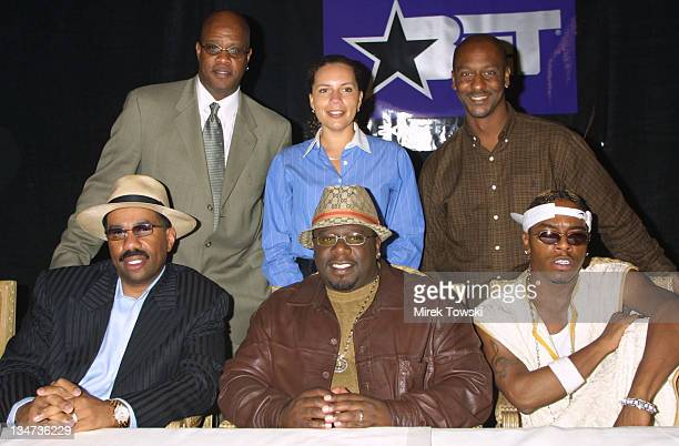 Curtis Gadson Kelli Richardson Stephen Hill Steve Harvey Cedric 'The Enterntainer' and Sisqo