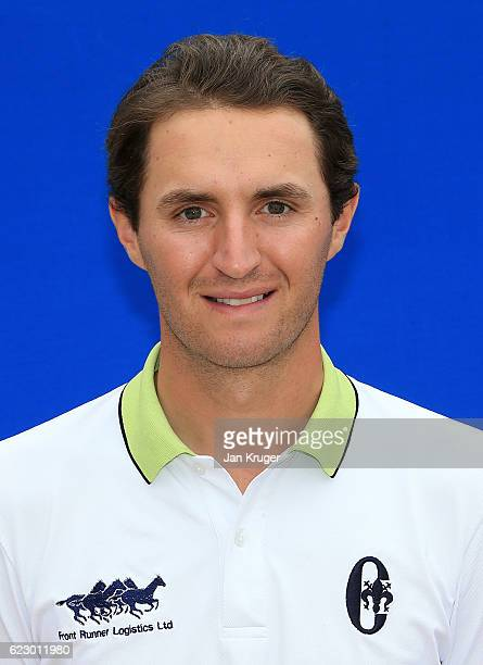 Curtis Griffiths of England during the second round of the European Tour qualifying school final stage at PGA Catalunya Resort on November 13 2016 in...
