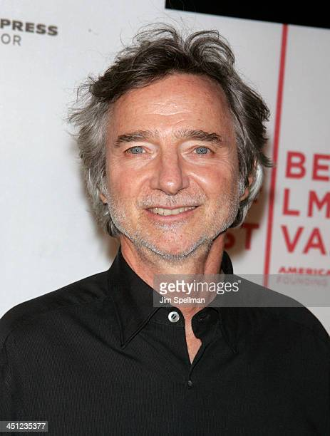 Curtis Hanson during 6th Annual Tribeca Film Festival Lucky You Premiere Outside Arrivals at BMCC/TPAC in New York New York United States