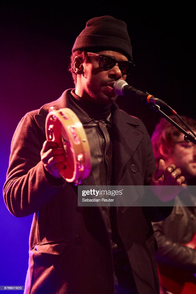 Curtis Harding Performs In Berlin