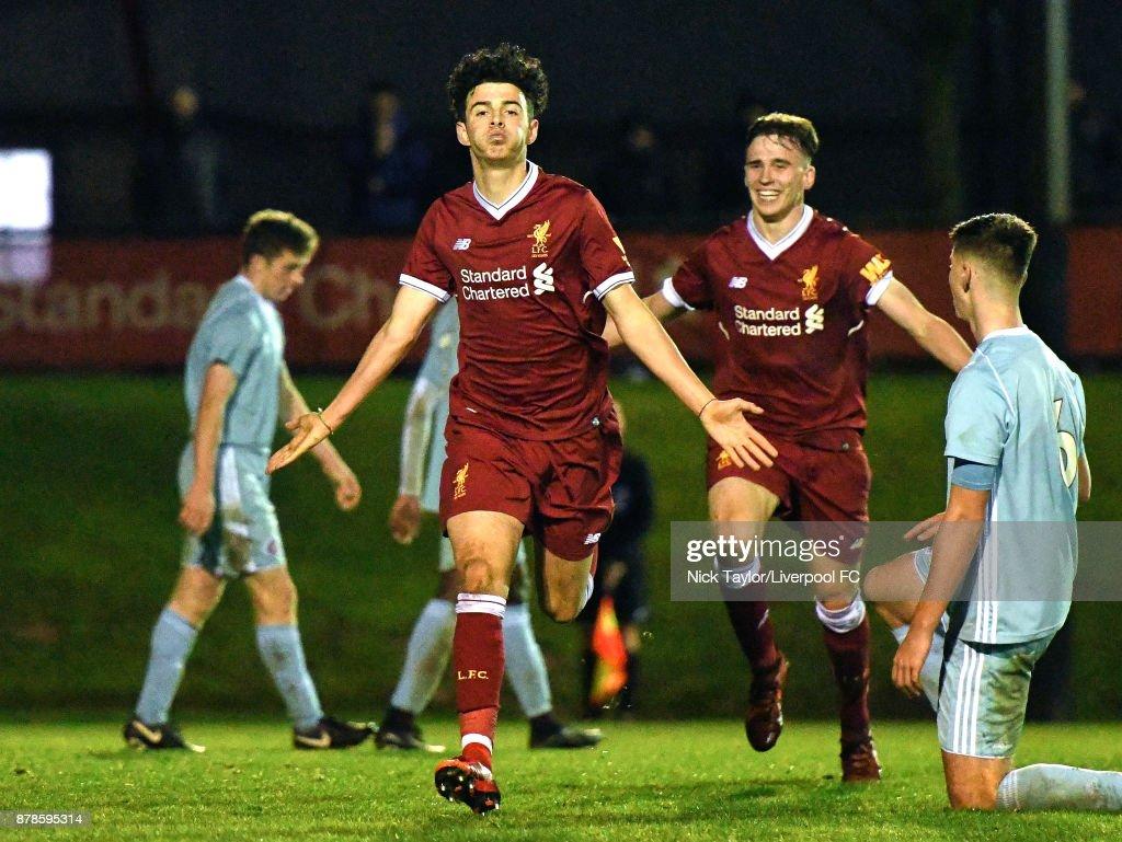 Liverpool v Sunderland: U18 Premier League