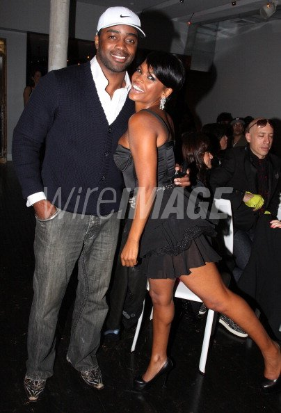 Curtis Martin And Nia Long Attend Nia Longs Birthday Party On