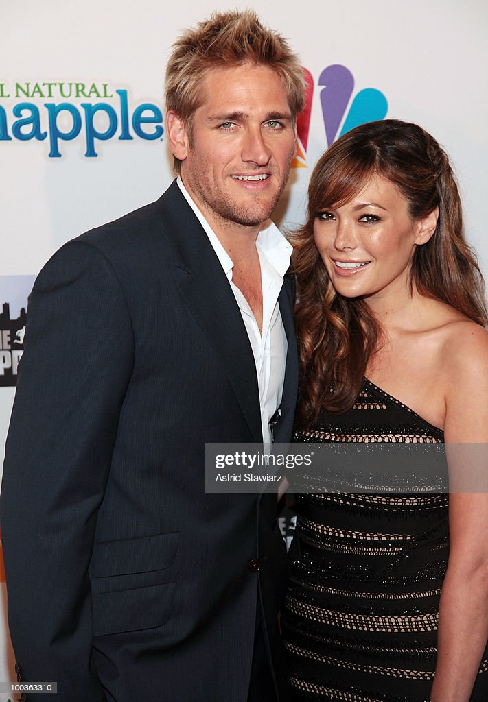 Curtis Stone and Lindsay Price attend 'The Celebrity Apprentice' Season 3 finale after party at Trump SoHo on May 23, 2010 in New York City.