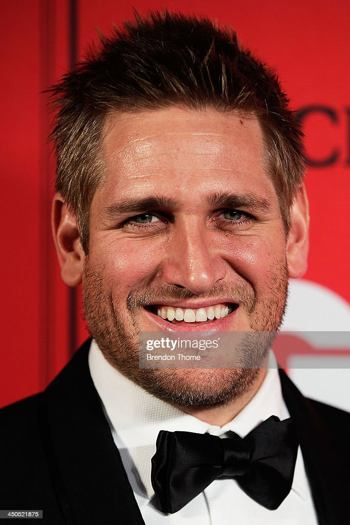 Curtis Stone arrives at the GQ Men of the Year awards at the Ivy Ballroom on November 19, 2013 in Sydney, Australia.