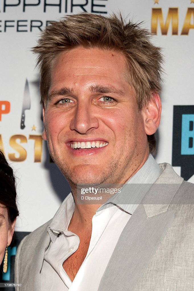 Curtis Stone attends Bravo's 'Top Chef Masters' Season 5 Premiere Celebration at 82 Mercer on July 16, 2013 in New York City.