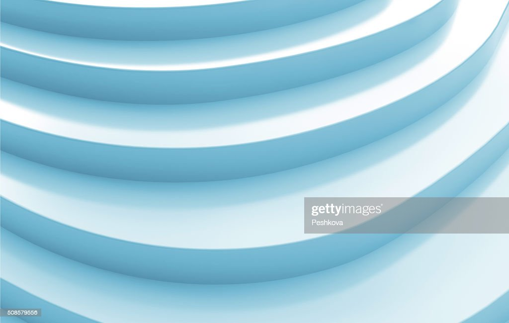 curved stairs : Stock Photo