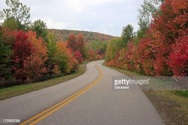 Route de la montagne»