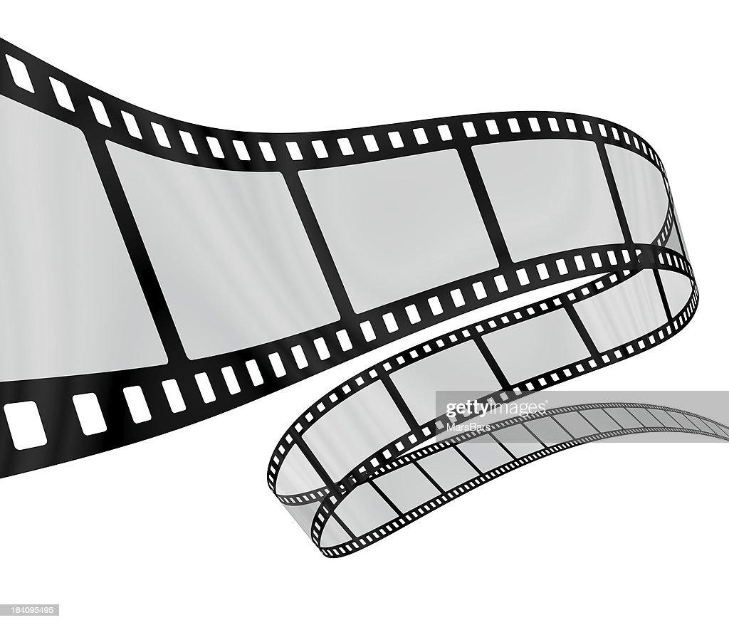 Curvy film reel