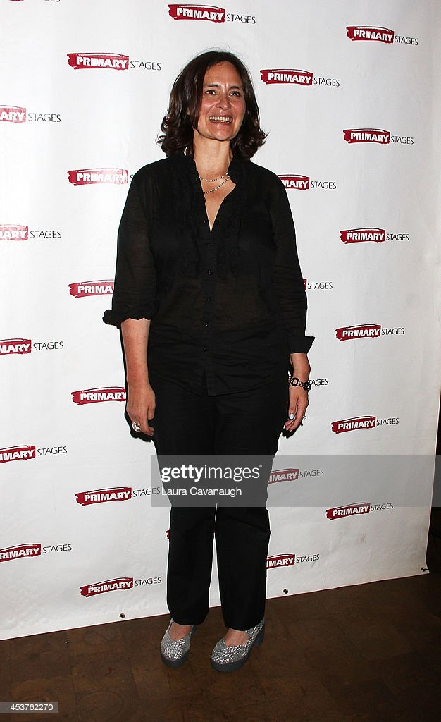 Cusi Cram attends the 'Poor Behavior' Opening Night after party at Casa Nonna on August 17, 2014 in New York City.