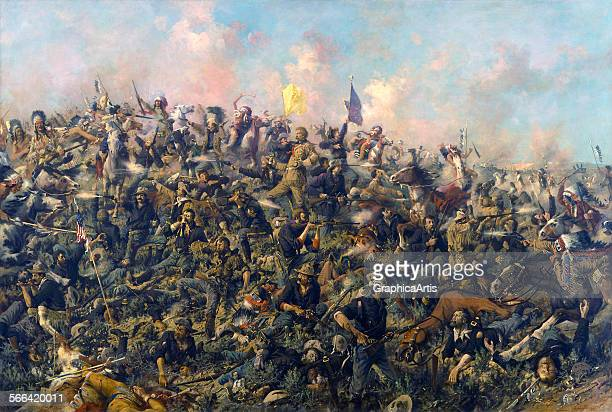Analysis of custers last stand the battle of little bighorn