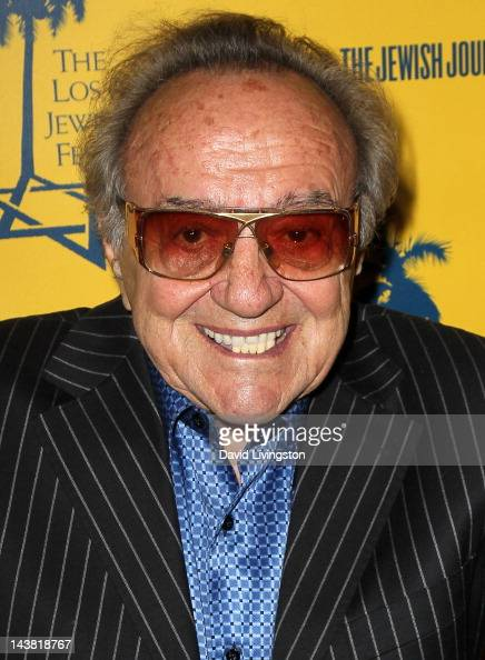 Custom car designer George Barris attends the 7th Annual Los Angeles Jewish Film Festival Premiere of 'Tony Curtis Driven to Stardom' at the Writers...
