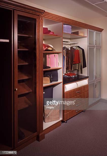 Cabina armadio personalizzata 2