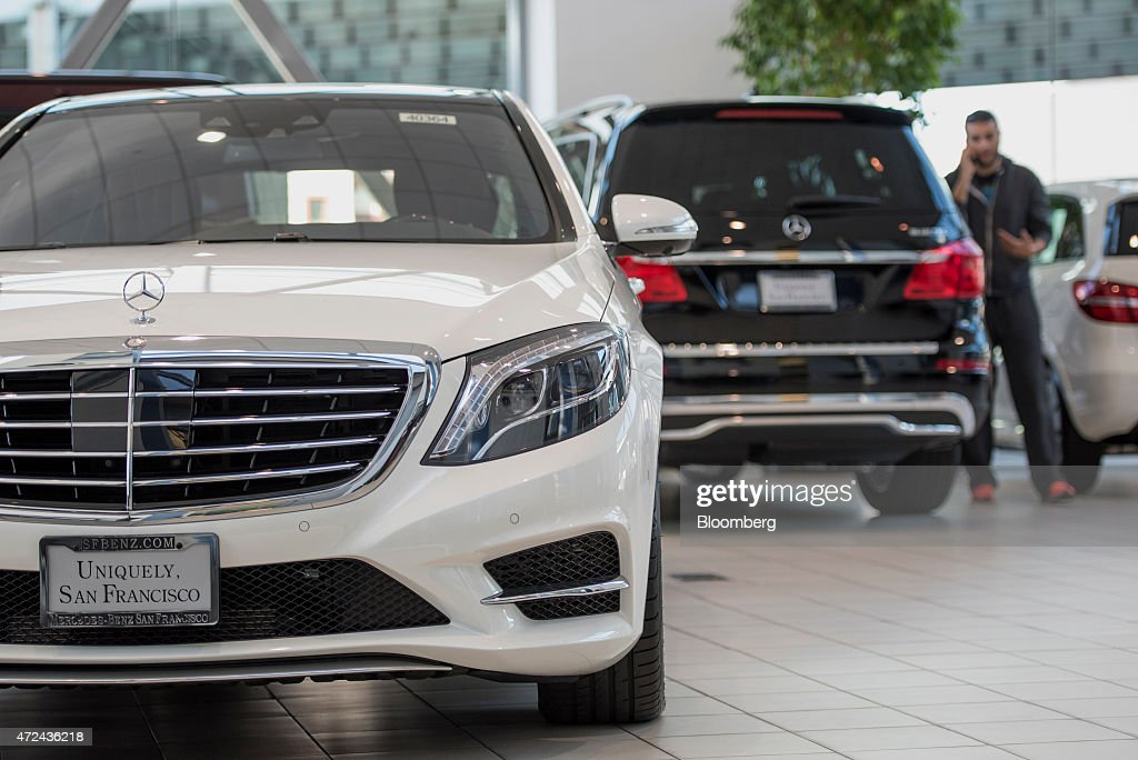 A daimler ag mercedes benz dealership as automaker reports for Mercedes benz customer service usa