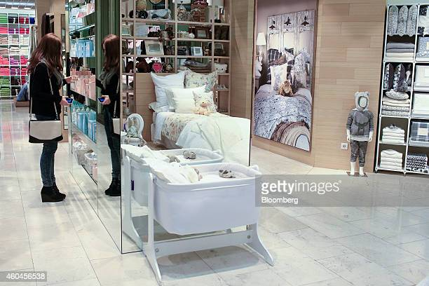 Inside zara home store stock photos and pictures getty - Zara home kids espana ...
