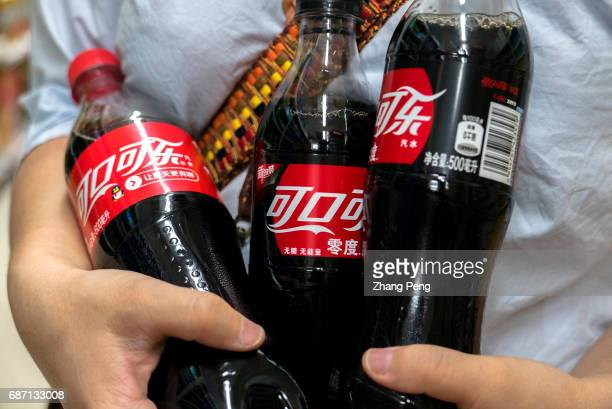A customer chooses Zero CocaCola a carbonated product with no sugar Obesity diabetes and other diseases make people aware of the importance of...