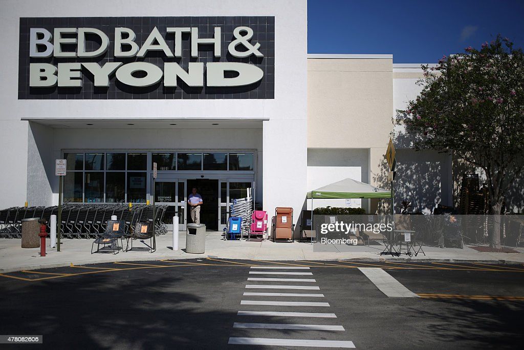 A Bed Bath Beyond Inc Store Ahead Of Earnings Figures Getty Images