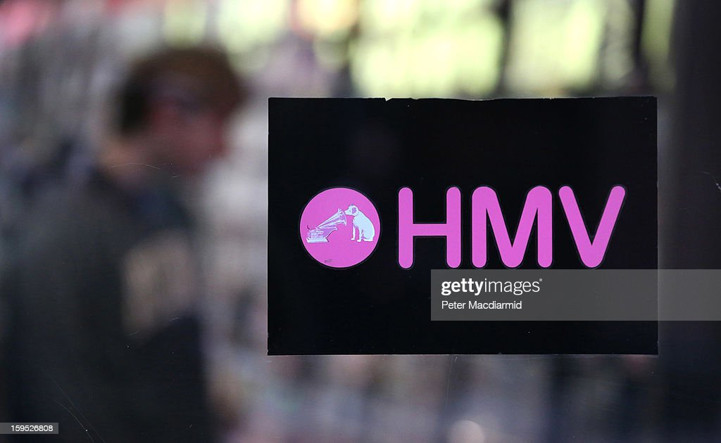 A customer looks at CDs at the HMV music and video shop in Piccadilly on January 15, 2013 in London, England. Management have announced that administrators have been called in which may put the 4350 staff at risk. HMV was founded in 1921 has 239 stores in the UK and the Republic of Ireland and has struggled to compete against online retailers.