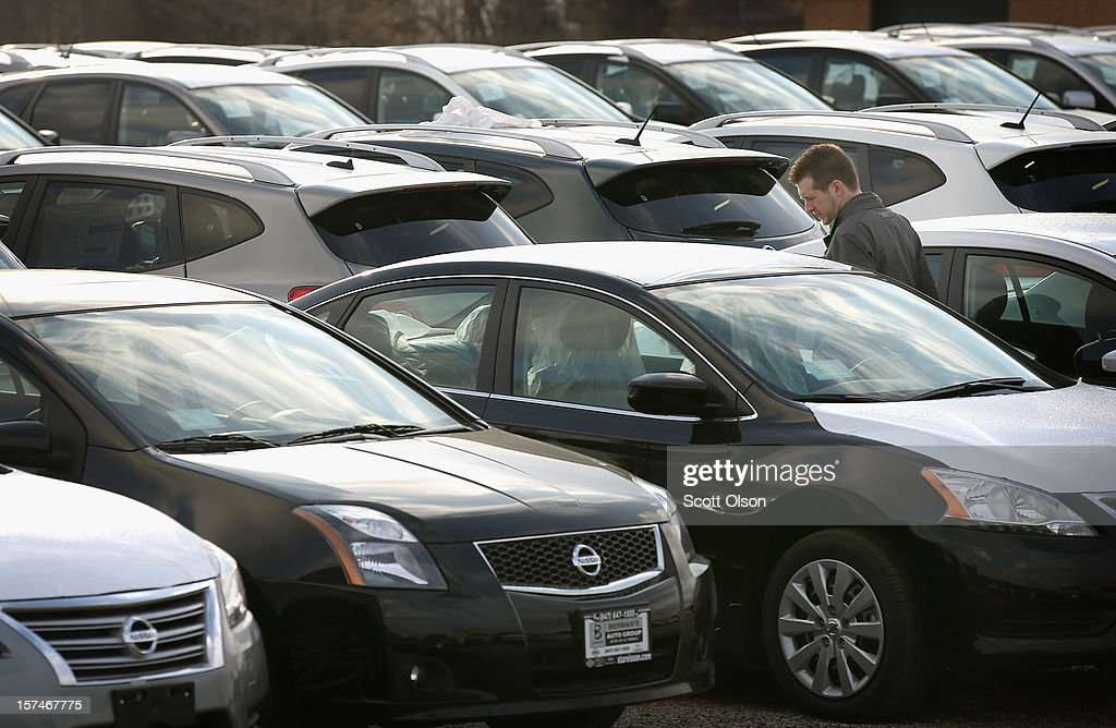 Nissan 39 S November Us Sales Rise 13 Precent Getty Images