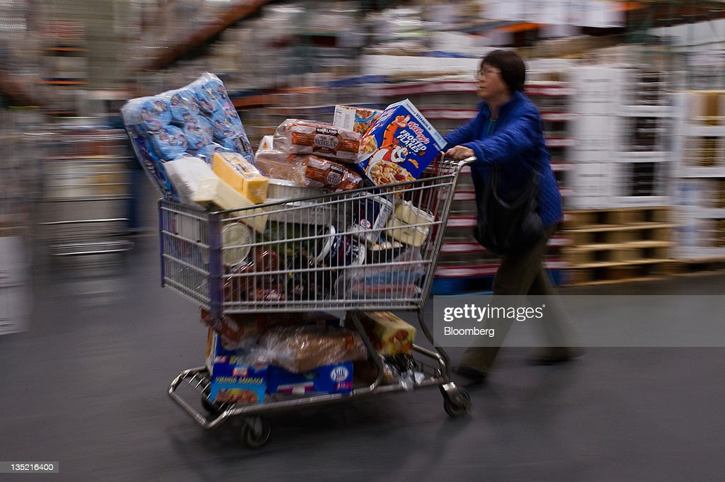 inside of a costco store ahead of earnings getty images. Black Bedroom Furniture Sets. Home Design Ideas