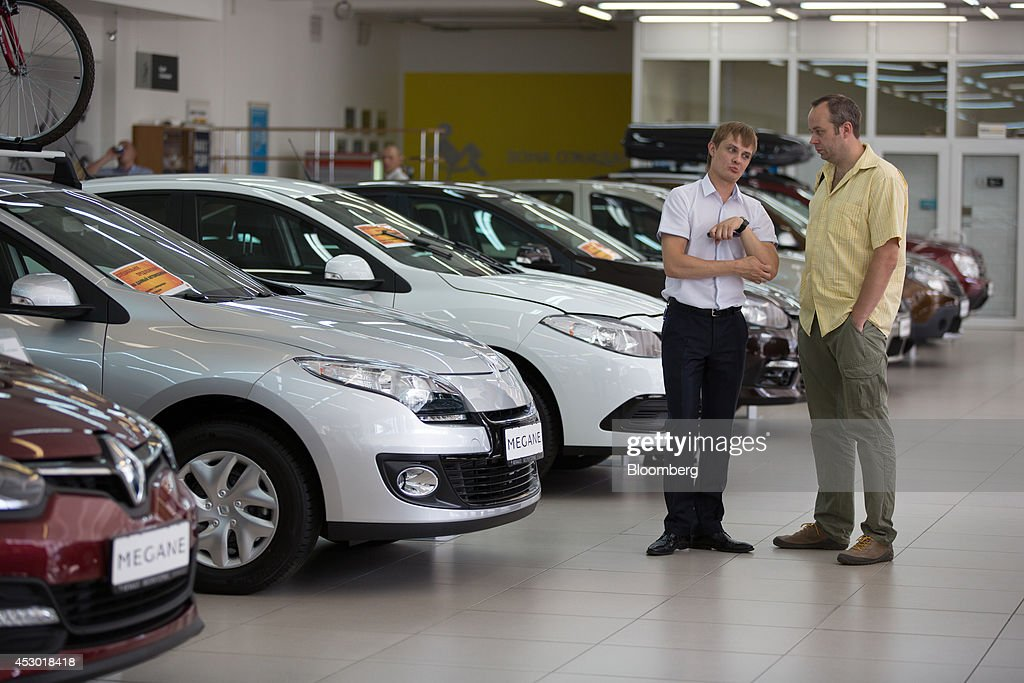 european automobile dealerships as ukraine crisis affects russian vehicle market getty images. Black Bedroom Furniture Sets. Home Design Ideas