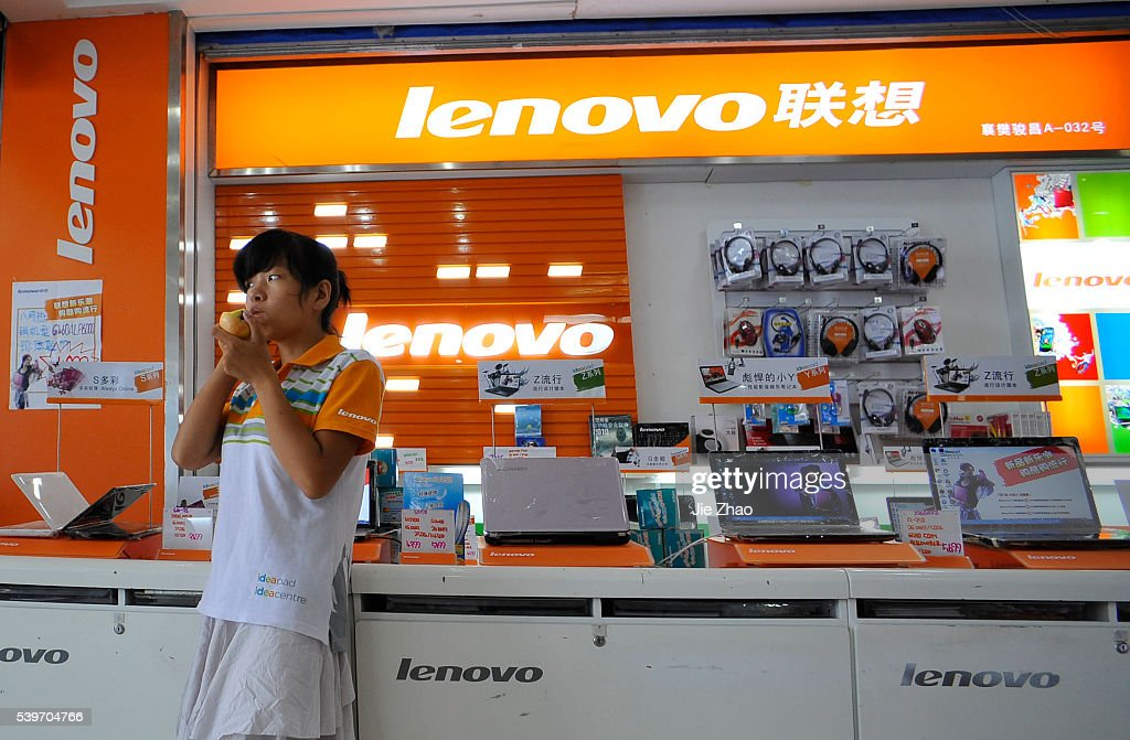 A customer selects at a computer mall in Xiangfan Hubei province August 19 2010 VCP