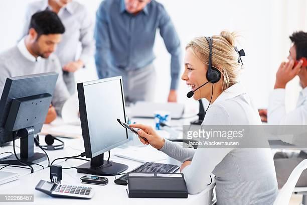 Kundenservice service