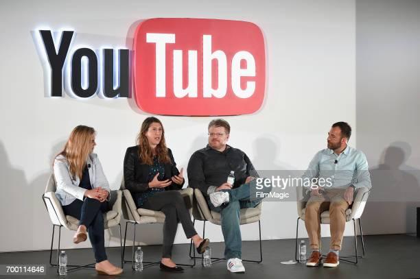 VP Customer Success at Pixability Jackie Swansburg Paulino cofounder of Tubular Labs Allison Stern Global Digital Executive/ Content Strategy Robert...