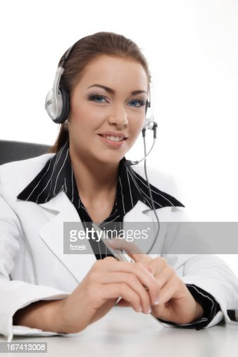 Customer support : Stock Photo