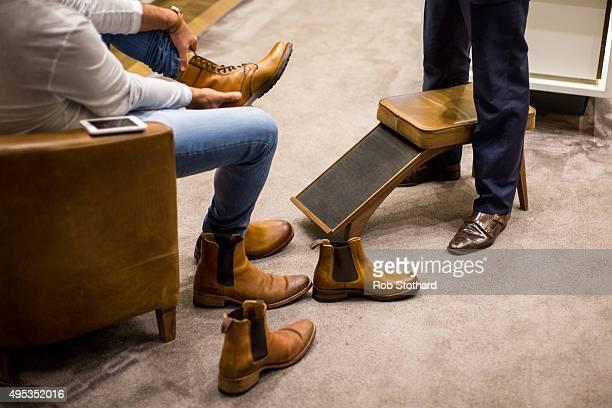 Joseph S Shoe Store Repair London On
