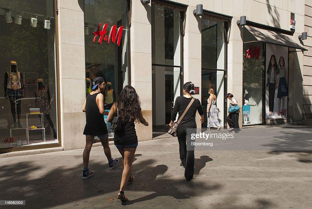 High Street Retail Ahead Of European Consumer Confidence ...