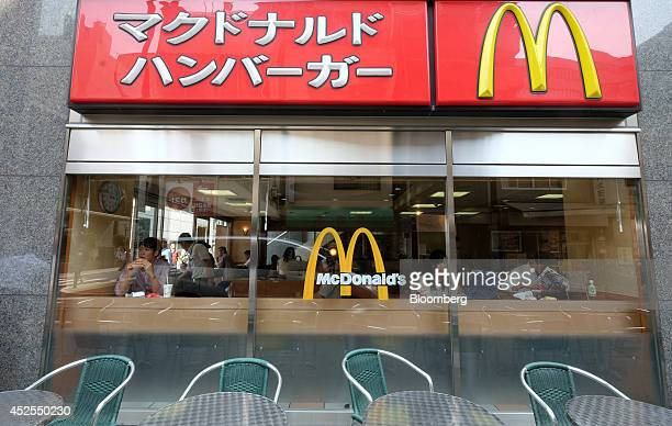 sales forecasting at mcdonalds Us demographics trends bode well for mcdonald's long-term sales  stephens  is forecasting just 2 percent us same-restaurant sales.