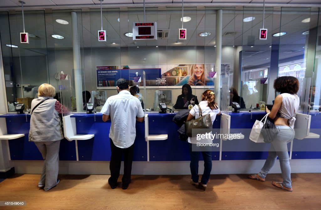 Bank Branch Stock Photos And Pictures Getty Images