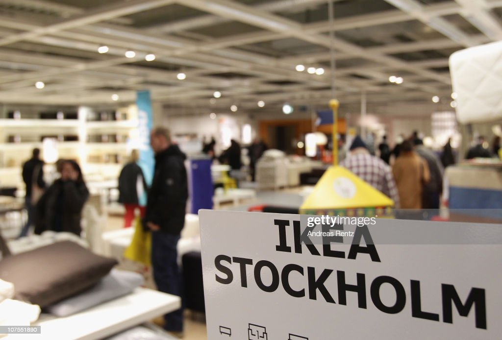 ikea opens new store in berlin getty images. Black Bedroom Furniture Sets. Home Design Ideas